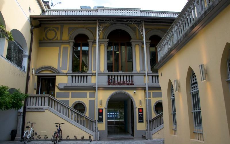 Immagine del Palazzo del Cinema